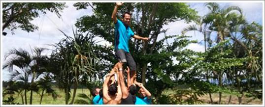 Outbound di Bali - PT Tri Wahana Universal 0330062016