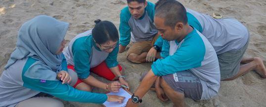 Outbound di Bali Transforming Human Resource 05