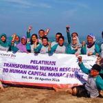 Outbound di Bali Transforming Human Resource 10
