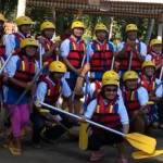 Outbound di Bali VW Amazing Race & Rafting - PT. Viros Prime Solution 9