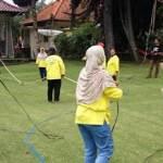 Outbound di Candi Kuning Bedugul, Bali - SDN Kota Kulon 1 Garut 7