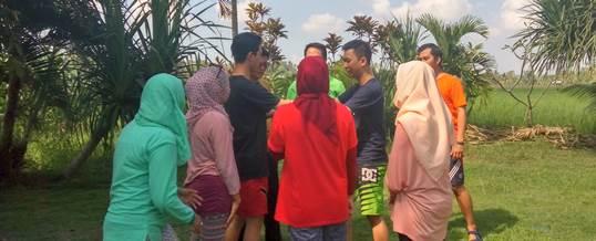 Outbound di Fun Team Building - Bank Mandiri Jakarta 2006163