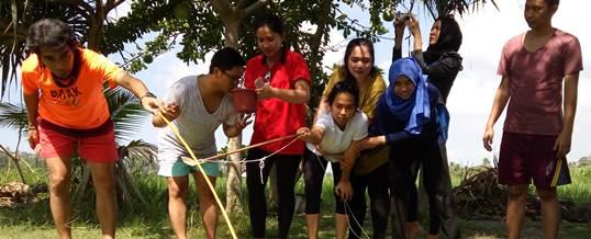 Outbound di Fun Team Building - Bank Mandiri Jakarta 2006167