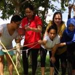 Outbound di Fun Team Building - Bank Mandiri Jakarta 2006167