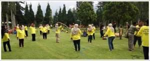 Outbound di Candi Kuning Bedugul, Bali - SDN Kota Kulon 1 Garut 912072016op