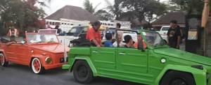 Outing Kantor ke Bali Tema Wisata Adventure VW Safari Tour