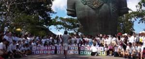 Gathering di Bali Lokasi GWK 0214122016