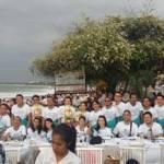 Bali Outbound Amazing Race - Dinner 1 - PT. JTI - 21122161