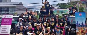 Outbound Land Rover Amazing Race di Bali - Exclusive Networks & F5 - Foto Sesi