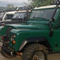 Land Rover Amazing Race – Supporting Satu Dua Bali Tour