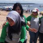 Outbound Fun Team Building Bali - Supporting Kaisa Travel Jaya Tour - BNI 46 Divisi SPI