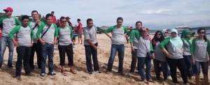 Paket Team Building di Bali - Supporting Kaisa Travel Jaya Tour - BNI 46 Divisi SPI