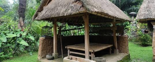 Outbound di Bali The Bali Kuno - Bale Rumah Kuno
