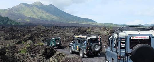 Outbound di Bali The Bali Kuno - Land Rover Adventure Tour