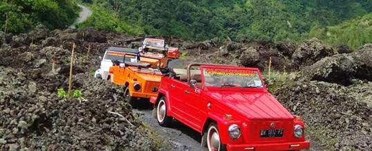 Outbound di Bali The Bali Kuno - VW Safari Classic Adventure Tour