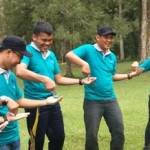 Outbound Bali di Kebun Raya - Supporting Bugs Training Center 180520171