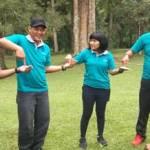 Outbound di Bali Kebun Raya - Ice Breaking Game -Supporting Bugs Training Center 180520171