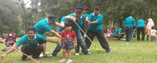Outbound di Bali Kebun Raya - Team Building -Supporting Bugs Training Center 180520171
