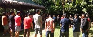 Outbound di Desa Taro Bali & ATV Ride - Berkumpul