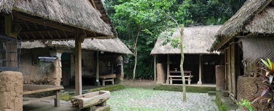 Keunikan Tempat Outing di The Bali Kuno - GL 270818