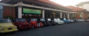 Outbound Bali Amazing Race VW Safari - Supporting Nextplorer Tour