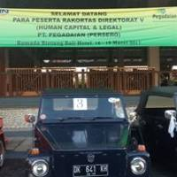 Outbound Bali Amazing Race VW Safari Dinas Pegadaian