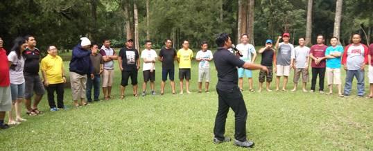 Outbound di Bali Fun Team Building - Bedugul - JBL Tour 210420173