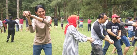 Outbound di Bali Fun Team Building - Bedugul - JBL Tour 210420179