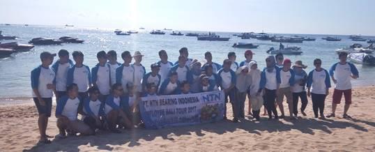 Outbound di Bali Pantai Tanjung Benoa - Supporting Look Bali Trans 86181