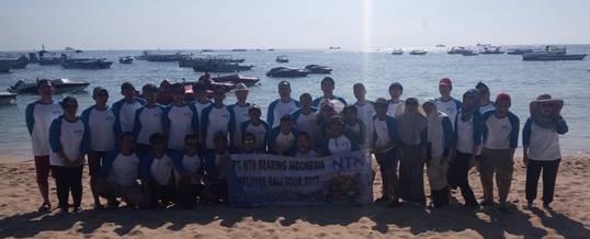 Outbound di Bali Pantai Tanjung Benoa - Supporting Look Bali Trans 86187