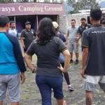 Outbound di Kintamani Bali - Bank Mandiri - Toya Devasya 1003185