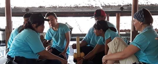 Bali Outbound Amazing Race -PT Rainforest Alliance 080520188