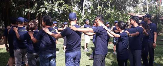 Bali Outbound - Team Building & Lunch Nuansa Bali - Akuo Energy Indonesia 2507182
