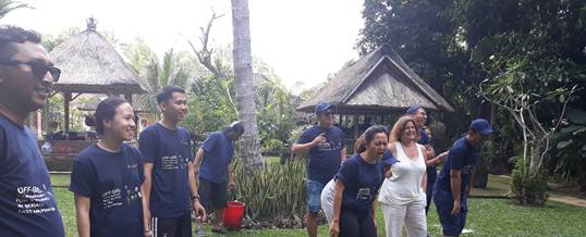 Bali Outbound - Team Building & Lunch Nuansa Bali - Akuo Energy Indonesia 2507183