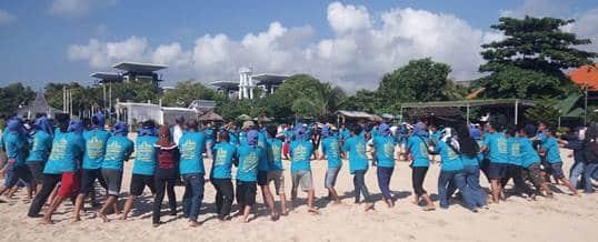 Contoh Tema Family Gathering di Bali