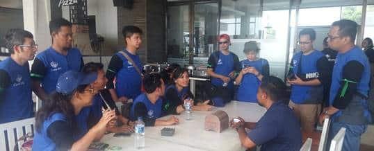 Tema Family Gathering Bali Treasure Hunt - G200519