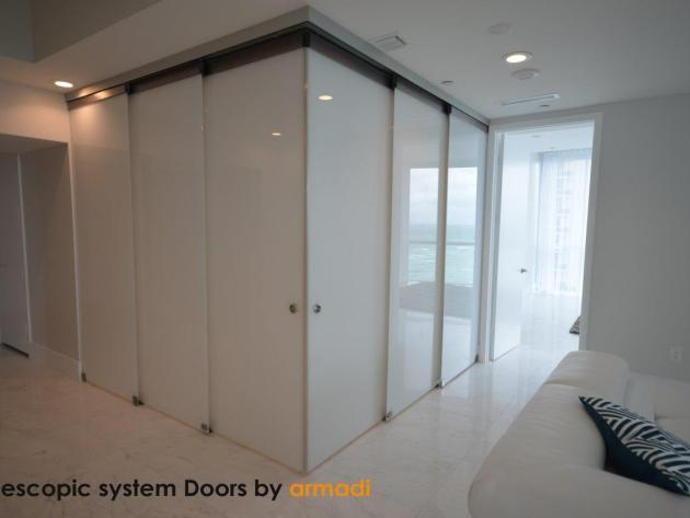 Telescopic Doors 05