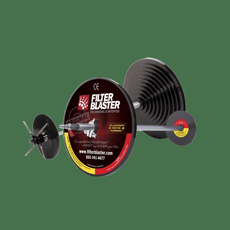 Air Filter Blaster Luchtfilter Reiniger