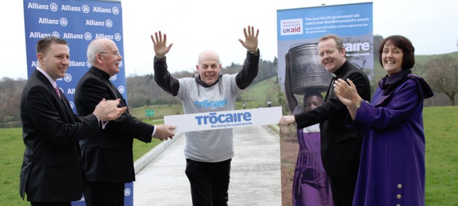 Local cleric to run from 'Bann to Boyne' to highlight water