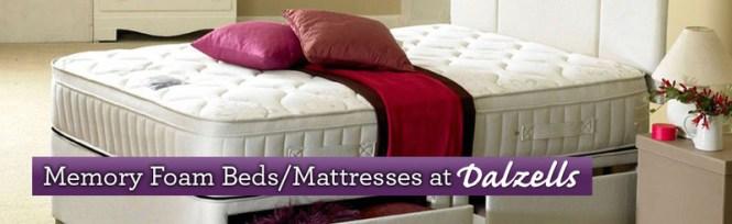 Memory Foam Beds Mattresses Retailer Belfast N Ireland And Dublin