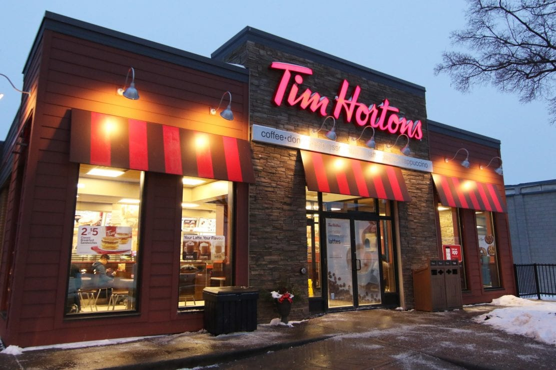 could iconic tim hortons open borough