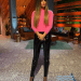 Gaby Espino with her look by Salon Armandeus for Master Chef