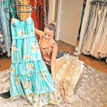 Como abrir uma loja de aluguel de vestido de festa compartilhado