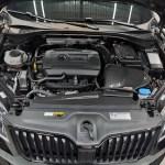 Skoda Octavia Rs 5e Superb B8 2 0tsi Carbon Fiber Cold Air Intake Armaspeed