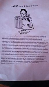 Dante Di Nanni, la storia secondo gli infami