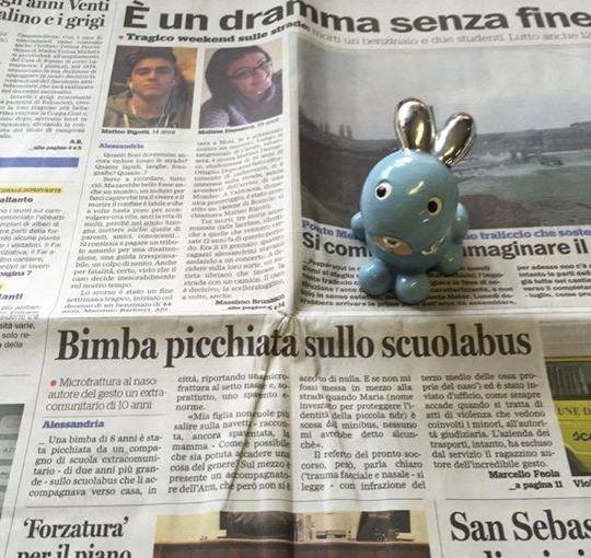 La fabbrica dell'odio. La propaganda razzista sulla stampa italiana oggi