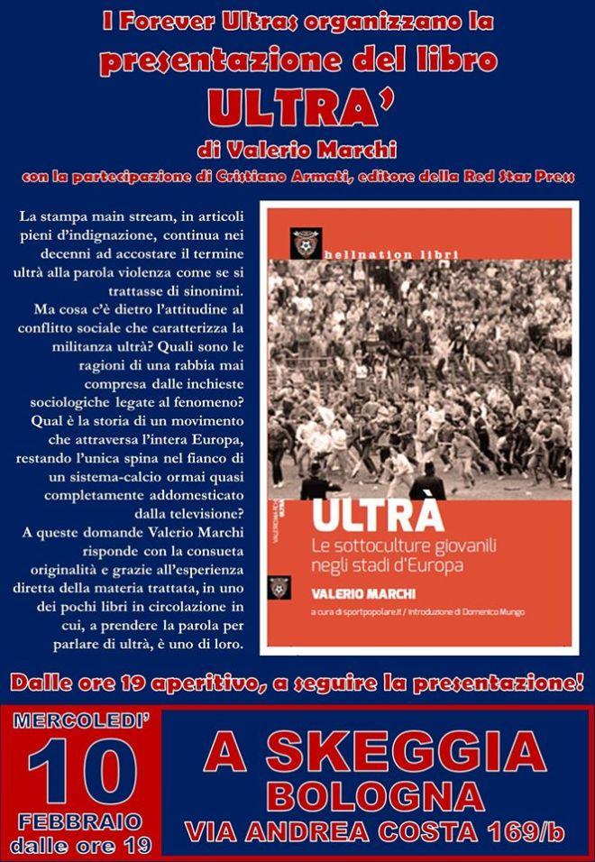 Ultrà a Bologna