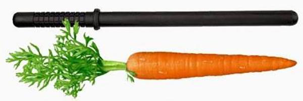 La carota arancione e il mistero delle liste sbagliate