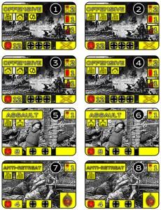 Hero of the Soviet Union Cards