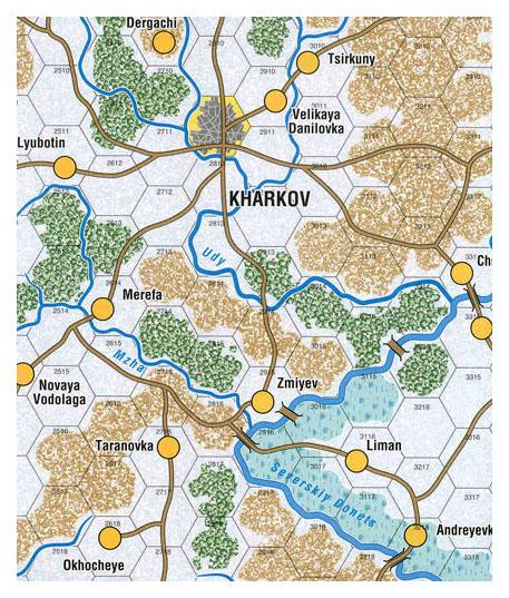 VMBB Map